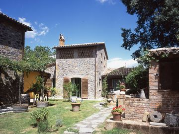 Beautiful and Cosy Countryhouse Overlooking Orvieto
