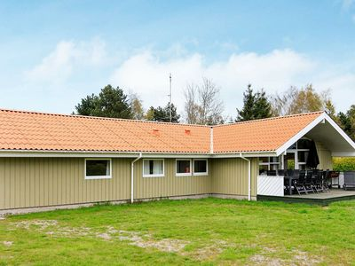 Photo for Beautiful Holiday Home in Falster, Denmark with Terrace