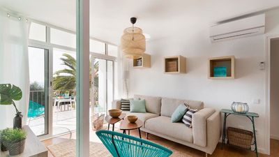 Photo for 3-Bedroom Apartment with Terrace in Gavà Mar