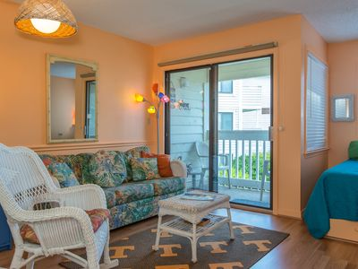 Photo for Classic beach condo with Gulf view, beach access & shared pools/hot tubs!