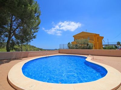 Photo for 3 bedroom Villa, sleeps 7 with Pool, Air Con and WiFi