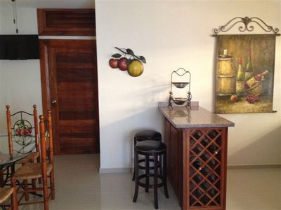 Photo for Beautiful Small Apt In The Central Part 'Cibao' Of Dominican Republic