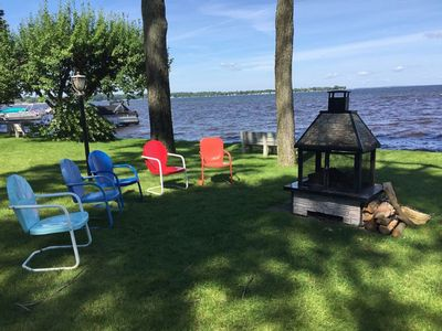 Photo for Beautiful Lakefront 4 Bed/4 Bath With Amazing View Of Houghton Lake - Sleeps 12