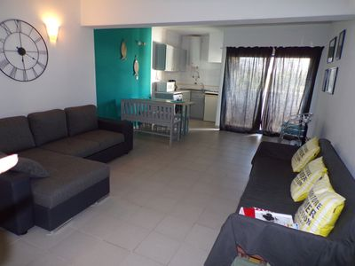Photo for Beautiful Double bed Apartment near the bea - Apartment for 2 people in Portimão