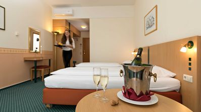 Photo for Double Room - Schwarzwaldhotel Gengenbach