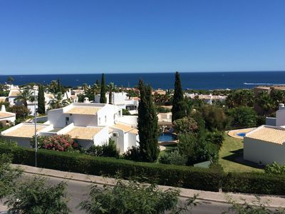 Photo for Luxurious 2 Bedroom Apt. - Ocean View in a Quiet Location with Mature Gardens
