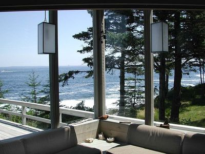 Photo for Spectacular Ocean Front property -- Like Owning the Atlantic!