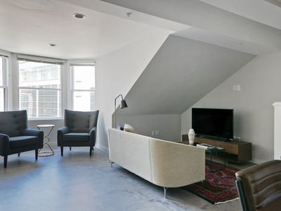 Photo for Sonder | Boston Common | Peaceful 2BR + Laundry
