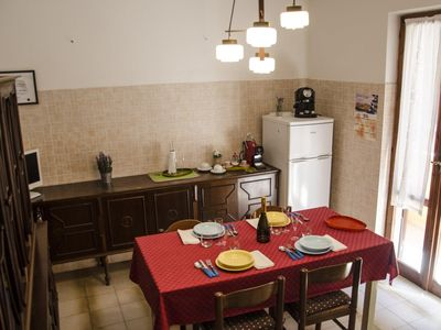 Photo for Via Ales apartment in Alghero with private roof terrace.