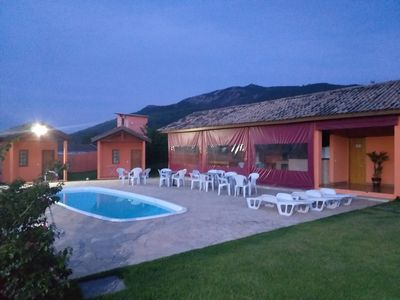 Photo for COUNTRY HOUSE PEDRA GRANDE ATIBAIA PRIVILEGED VIEW GREAT LOCATION