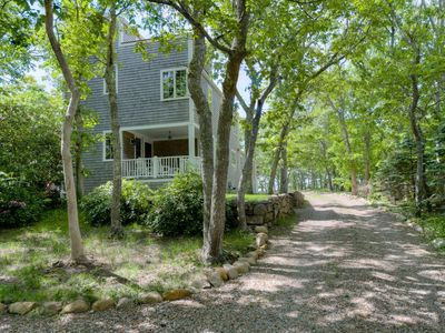 Photo for Beautiful 4 bedroom, air conditioned, within minutes of downtown Edgartown