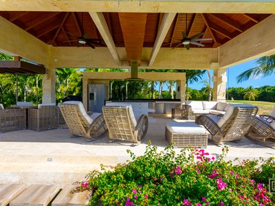 Photo for Luxury Villa in front of the Sea and Golf at Puntacana Resort & Club