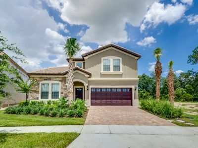 Photo for Budget Getaway - Windsor At Westside Resort - Feature Packed Contemporary 8 Beds 6 Baths  Pool Villa - 4 Miles To Disney