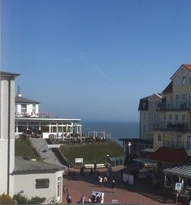 Photo for Modern, comfortable, centrally located, near the beach apartment with sea view, 3-4 pers.