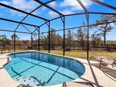 Photo for Stylish and Cozy Disney Area Pool Home. CDC Cleaning Standards. - 4BD/3BA - #4AV410