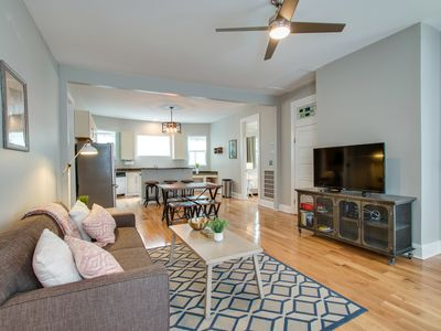 Photo for Bright and airy 3 bedroom in amazing East Nashville location