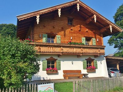 Photo for This detached holiday home near the village of Ellmau and the ski-lift.