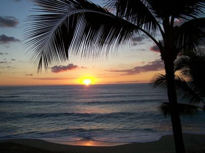 Photo for Secluded, semi-private beach! The feel of Maui on Island of Oahu - On the Ocean!