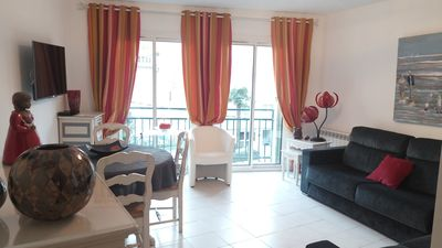 Photo for CANNES RAVISSANT F2 NEAR BEACHES & ALL FACILITIES WITH PRIVATE PARKING