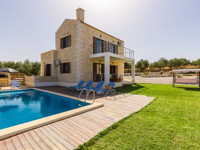 Photo for Dimokritos Villa III, a homestay experience!Peaceful location, BBQ Facilities!