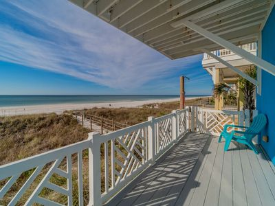 Photo for Paradise 30A~ BEACH FRONT! The Sandcastle ~ 5 Bedroom