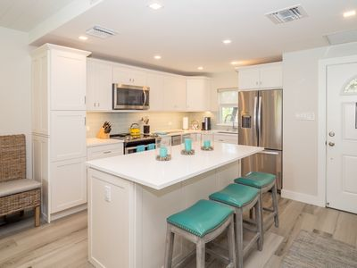 Photo for Gorgeous And Exquisite ~ Newly Renovated ~ Main Floor Oceanfront Condominium