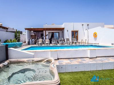 Photo for Casa 145, Los Altos, Playa Blanca