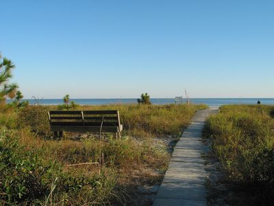 Photo for BEST VALUE ON THE BEACH IN SEA PINES!