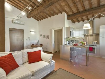 Photo for Terme View apartment in Duomo with WiFi, air conditioning & lift.