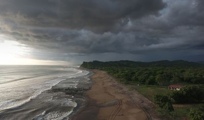 Photo for Olas de Astillero SURF Resort on the spectacular Chacocente turtle Reserve