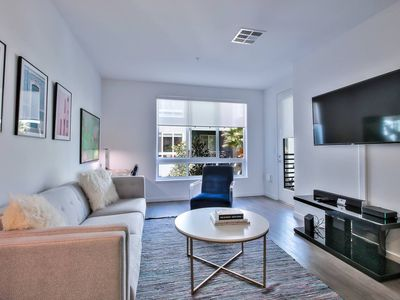 Photo for 1BR Apartment Vacation Rental in San Jose, California