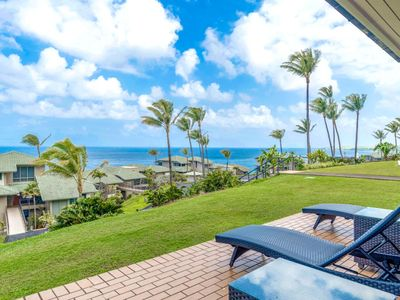 Photo for K B M Hawaii: Ocean Views, Whale Watching 2 Bedroom, FREE car! Aug, Sep, Oct Specials From only $299!