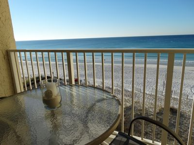 Photo for Beautiful Beach Front Condo on the Gulf of Mexico!!