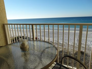 Beautiful Beach Front Condo on the Gulf of Mexico!!