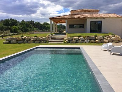 Photo for Luxury rental with heated pool and view in Saint Remy - 10 persons