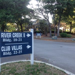Turn to River Creek II condos