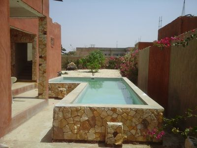 Photo for Popenguine House 80 sqm between Dakar and Saly
