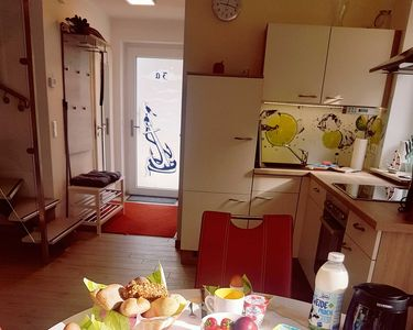 Photo for Apartment A - Vacation House Wellenbrecher