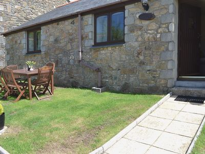 Photo for 3 bedroom property in Porthtowan. Pet friendly.