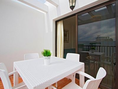 Photo for Comfortable sea view apartment in central Playa Blanca - Sara N° 4