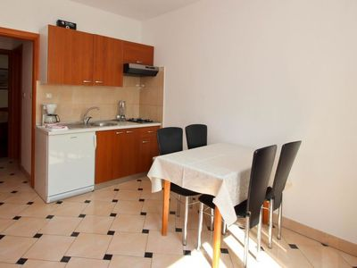 Photo for Apartment SCHEICH in Krk/Šilo - 3 persons, 1 bedrooms