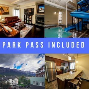 Photo for Spacious 2 BR 2 BA Quiet Corner Suite with Mountain Views and Waterslide