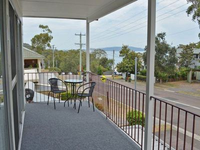 Photo for 'Boomerang on the Bay' 107 Government Road - boat parking, air conditioning and water views