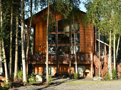 Photo for Beautiful Home on the Lower Kenai River!