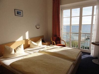 Photo for DZ 09th Standard with sea view - Hotel garni Meeresgruß ***