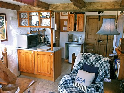 Photo for Vacation home The Homestead in St Austell - 2 persons, 1 bedrooms