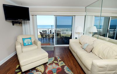 Photo for NEW LISTING Beautiful Beach Front 6 beds