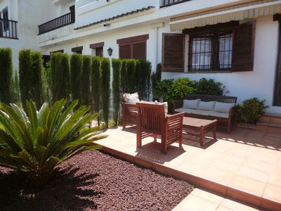 Photo for TORRE VALENTINA, ideal families. 200 meters from the beach.