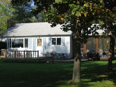 Photo for 2BR Cottage Vacation Rental in Mayville, New York