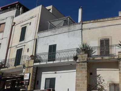 Photo for Splendid Palazzotto in the historic center with a panoramic terrace, 50m sea